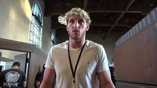 Logan Paul Raw And Uncut EsNews Boxing