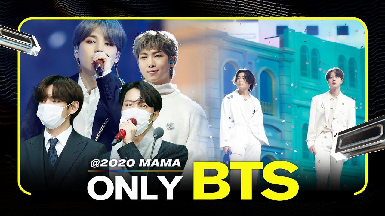 Download BTS(방탄소년단) at 2020 MAMA All Moments