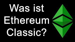 Sollte ich in Ethereum Classic investieren? Kryptowährungen