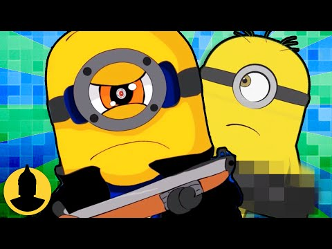 Minions... Minions EVERYWHERE! - Channel Frederator Network Collab! @ChannelFred