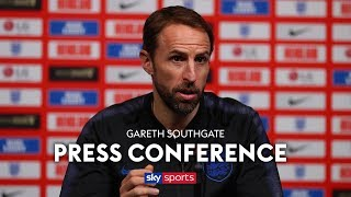 LIVE! Gareth Southgate's England vs Croatia press conference ⚽