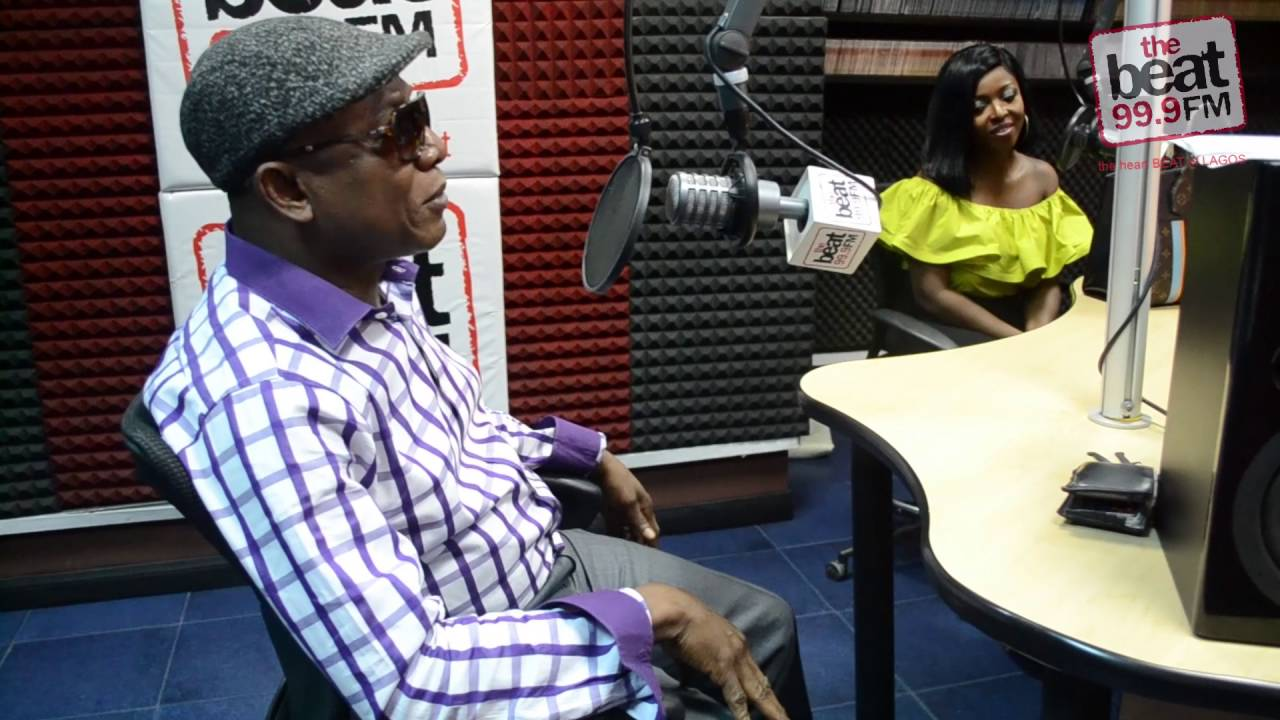 """Download Nkem Owoh """"Osofia"""" & Yvonne Okoro talk Ghana Must Go"""