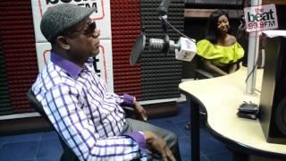 Nkem Owoh quotOsofiaquot amp Yvonne Okoro talk Ghana Must Go