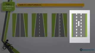 4.5- Curso gratuito ciclomotor Am. Las marcas viales