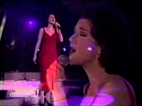 The Colour of My Love - Céline Dion live on David Foster Special 1994