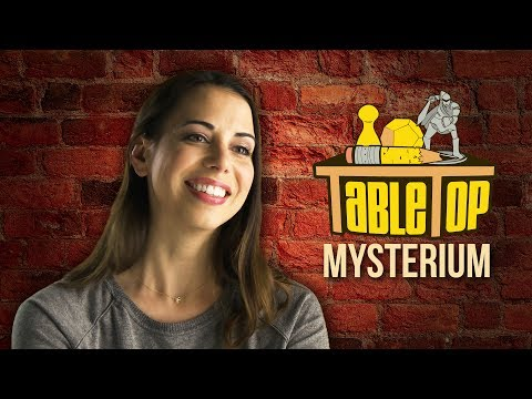 TableTop: Wil Wheaton plays MYSTERIUM
