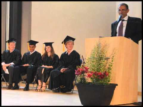 Mark Sardella Commencement Address to Santa Fe Waldorf School
