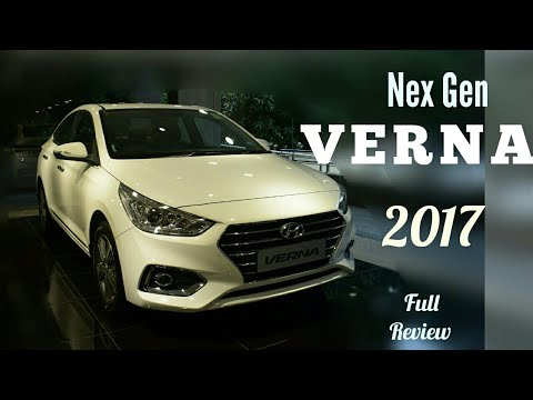 Hyundai Verna 2017 Full Review