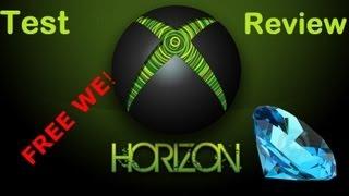 Xbox 360 Horizon Diamond Free WE - Test & Review - [German] [HD]