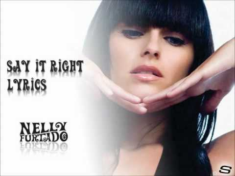 Nelly Furtado-Say It Right