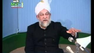 Darsul Quran 21st February 1994 - Surah Aale-Imraan verses 156-157 - Islam Ahmadiyya