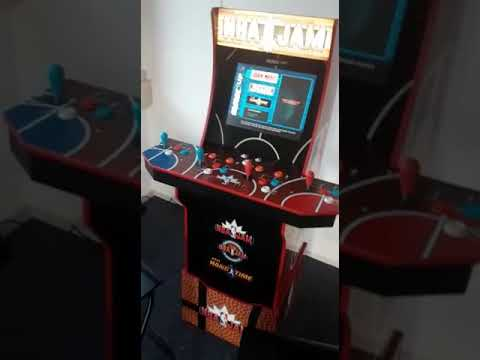 #arcade1up #nbajam #arcadecabinet from arcade thomas