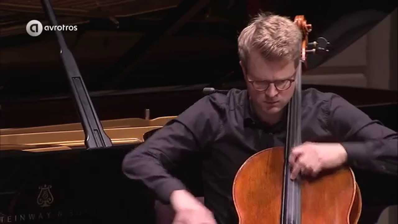 Fauré: Pianotrio, op. 120 (clarinet, cello, piano) LIVE Concert HD