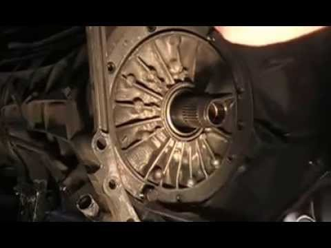 How to replace front pump on 4r100 transmission PROJECT POWERSTROKE YouTube