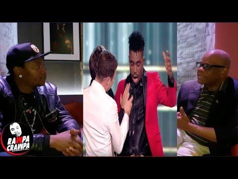 Uk Jamaican High Commissioner React To Dalton Harris Winning The X factor 2018