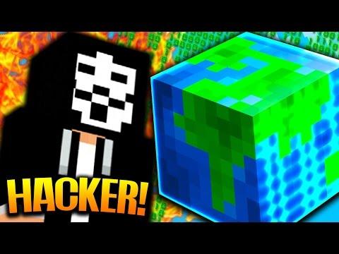 WORLDS BIGGEST MINECRAFT HACKER! | Minecraft SKY CLASH #2