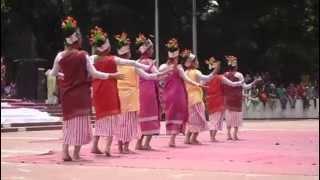 khasi dance