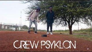 Amazing Kenyan Dubstep Dance!!  - Crew Psyklon