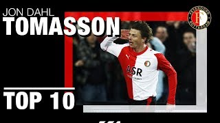 TOP 10 GOALS | Jon Dahl Tomasson