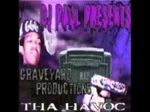 DJ Paul presents Graveyard Production The Havoc