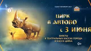 видео Шапито «Цирк в Автово» (Санкт-Петербург)