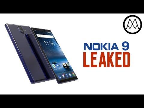 Nokia 9 - Ultra Flagship Smartphone LEAKED???
