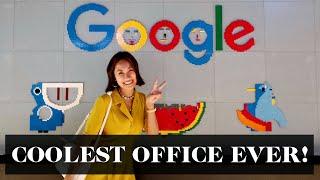 Google Singapore Office Tour (Best Office Ever!) | Laureen Uy