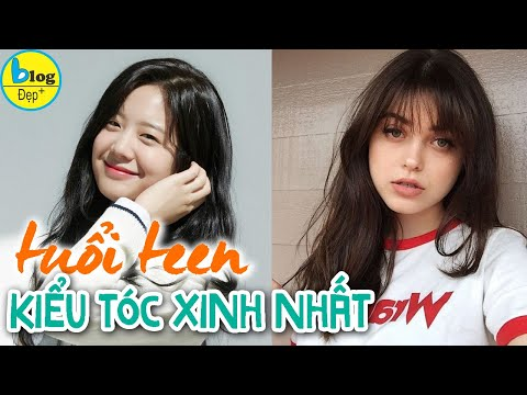 Top 10 kiểu tóc tuổi teen đẹp nhất, dễ chăm sóc nhất năm 2021 – Kiến thức về tóc hay nhất | giamcanlamdep.com.vn