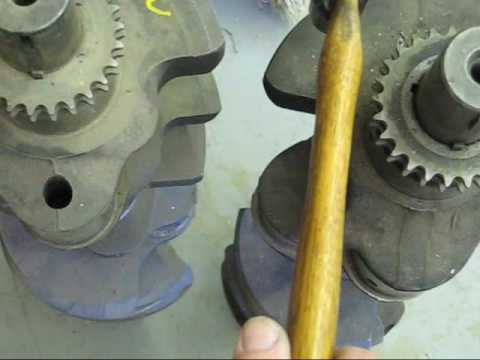 Investment cast vs forged crankshaft perla chamy investments