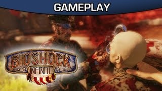 Bioshock Infinite - What a happy place ... wait a minute! (Gameplay 1080p)
