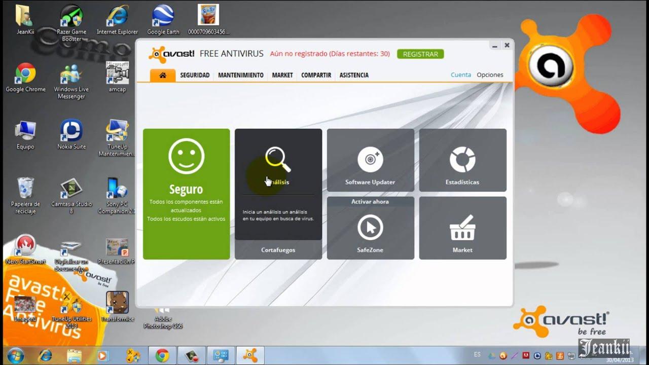 watch and listen descargar antivirus