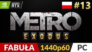 Metro Exodus PL  #13 (odc.13) ❄️ Minister | Gameplay po polsku