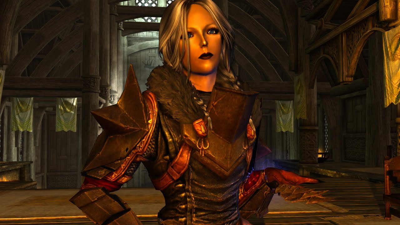 nieuw product speciale sectie brede selectie Skyrim Mod of the Day - Episode 168: Dragon Age II Hawke Mage Armor