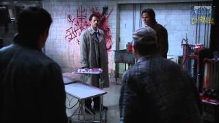 Supernatural (Sobrenatural) 7 Temporada Capítulo 1 Audio Latino HD Season Premiere
