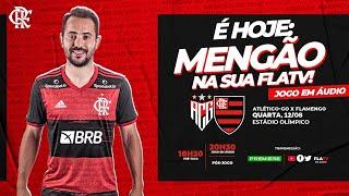 Atlético-GO x Flamengo - Brasileirão 2020 Ao Vivo