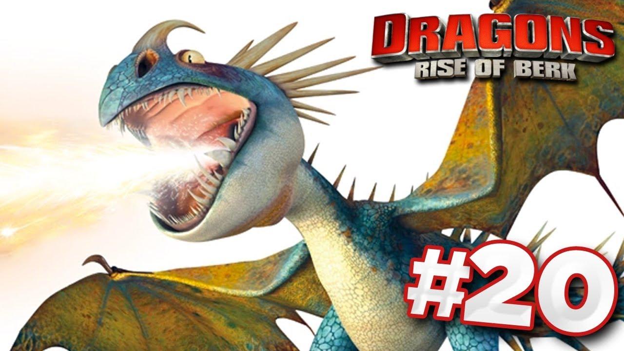 Training me Dragons! | DRAGONS : Rise Of Berk – Ep20 HD