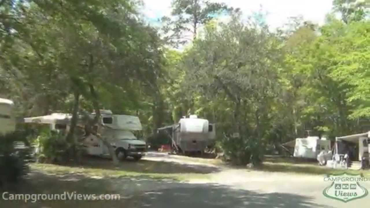 Campgrounds in georgia with full hookups inc