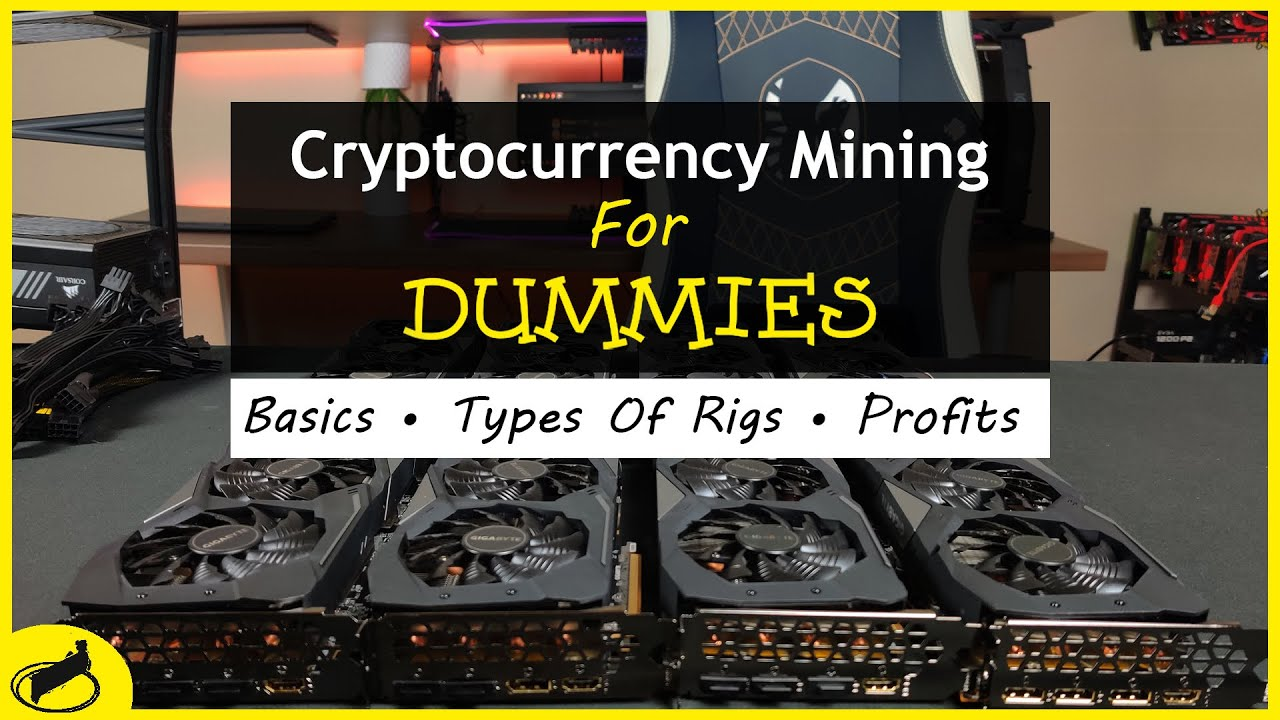 Download Cryptocurrency Mining For Dummies - FULL Explanation