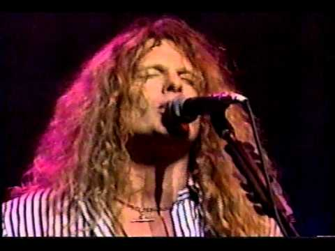 John Sykes - We All fall Down LIVE in Japan '98