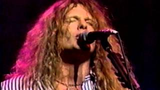 John Sykes - We All fall Down LIVE in Japan