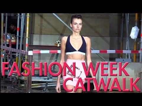 Céline, Serlina & Romina auf dem Fashion Week Laufsteg | GNTM 2017