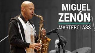 Masterclass con Miguel Zenón - Cicle Liceu Jazz