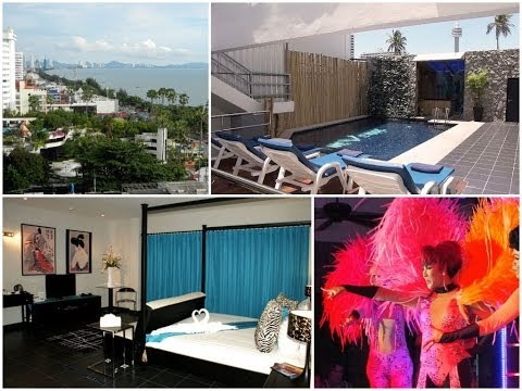 Gay Hotel in Pattaya: The Venue Residence Jomtien Complex