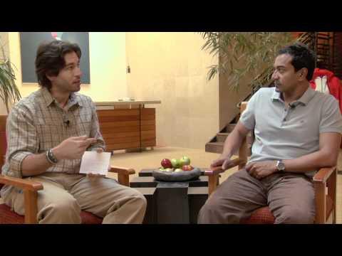 Scientist M. Sanjayan Interview at Mountainfilm