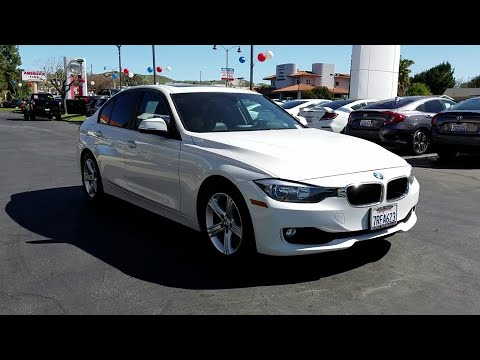 2013 BMW 3 Series Simi Valley, Thousand Oaks, Los Angeles, Ventura, Oxnard, LA, CA 5804881