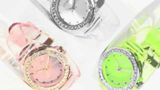 Jelly Watches - Folli Follie Japan exclusive Thumbnail