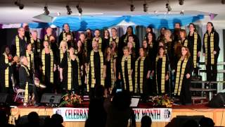 World Village Gospel Choir - Kwagena Thina Bo