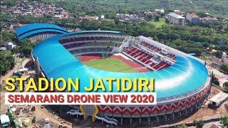 Stadion Jatidiri Kota Semarang, Drone View 2020
