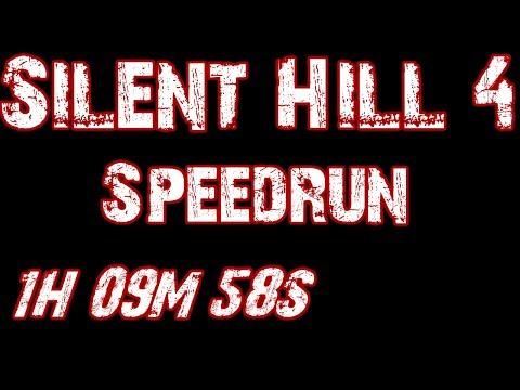 Silent Hill 4: The Room Speedrun -- 1h09m58s