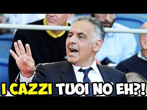 """PALLOTTA ATTACCA IL MILAN: """"NON HANNO SOLDI!"""""""